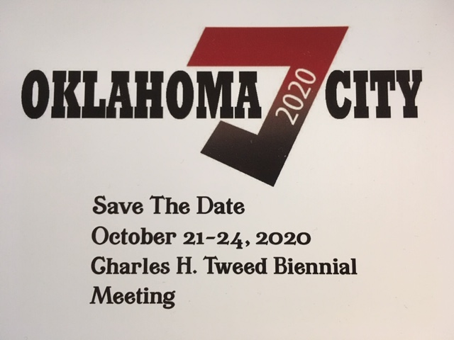 Oklahoma City Meeting Logo